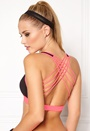 Strong soft sports bra