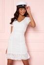 Vilia lace dress