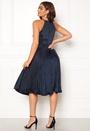 Benita Keyhole Midi Dress