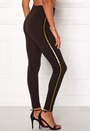 Calanta striped leggings