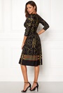 Henny wrap dress