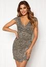 Soprano Sparkling Wrap Dress