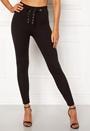 Velona lace-up leggings