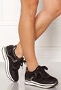 Silver Detail Sneakers