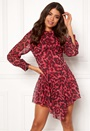 Dove Long Sleeve Dress