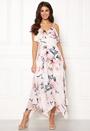 Evie Floral Midi Dress