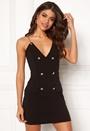 Zena Chain Button Dress