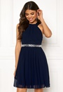 Halterneck Skater Dress