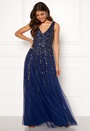 Sunray Sequin Maxi Dress