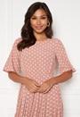 Eloise pleated dress