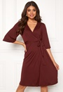 Samantha wrap dress