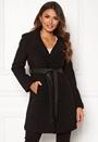 Tuva wool coat