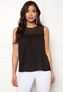 Ileene S/L Lace Top