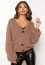 Linn knitted cardigan