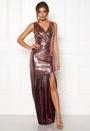Alicia Sequin Gown