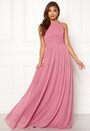 Linnea Pleated Gown