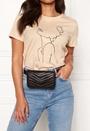 Steff PU Quilt Belt Bag
