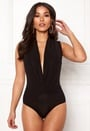 Nina Lurex S/L Drapy Body