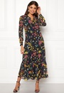 Nora LS Midcalf Dress