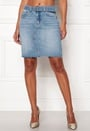 Signe Short Denim Skirt