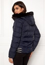 Quilted Short Puffer Coat