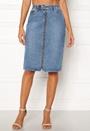 Pamela Zip Long Skirt