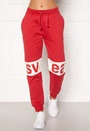 2 Col Big Svea Logo Sweat Pants