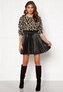 Elvira Coated Skirt