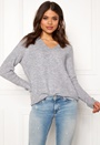 Lefile LS V-neck Blouse