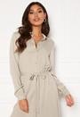 Dania Belt L/S Shirt Dress