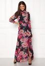 Mellow Maxi Chiffon Dress