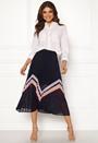 Milda Pleated Skirt