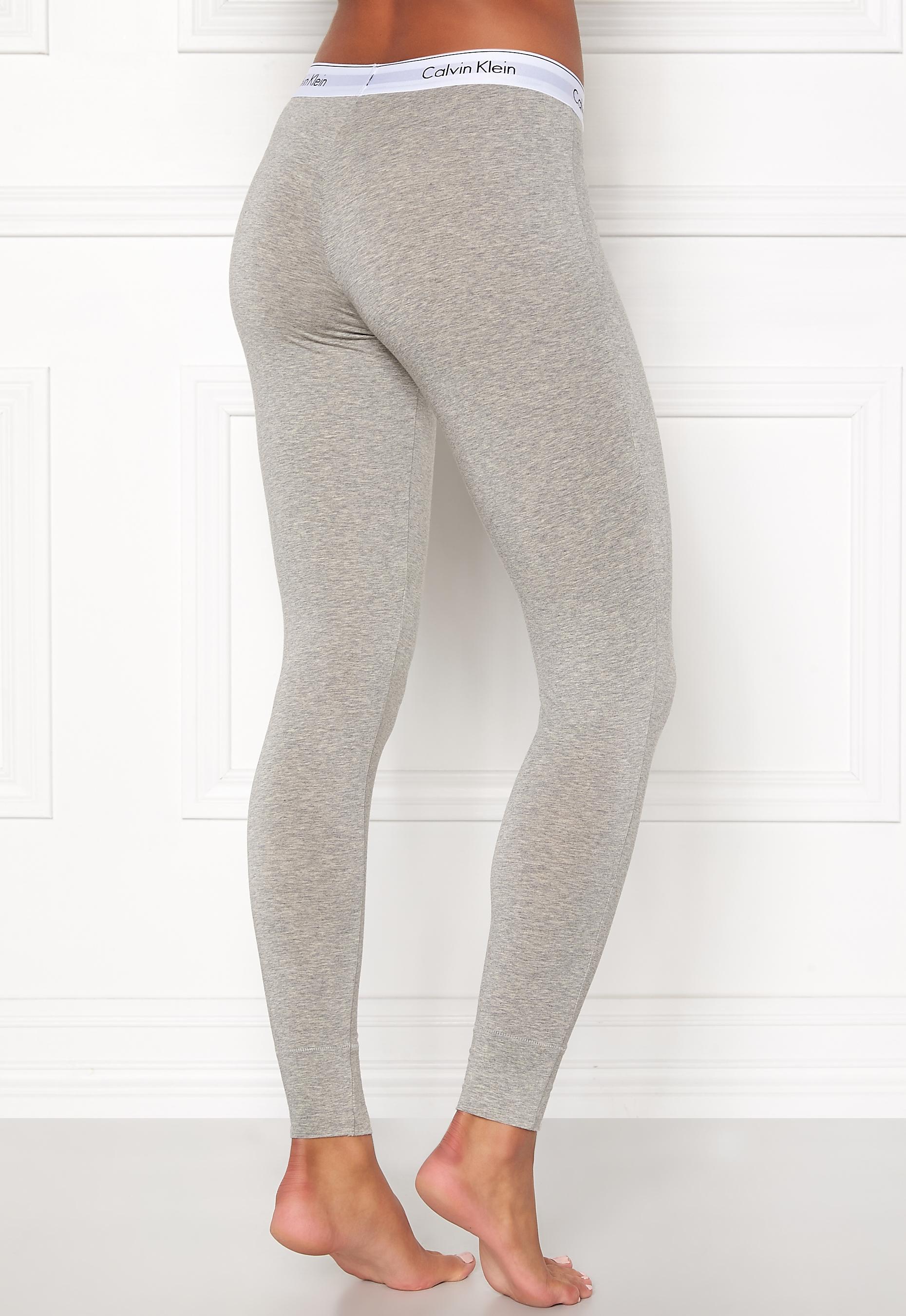 Calvin Klein Legging Pant 0020 Grey Bubbleroom