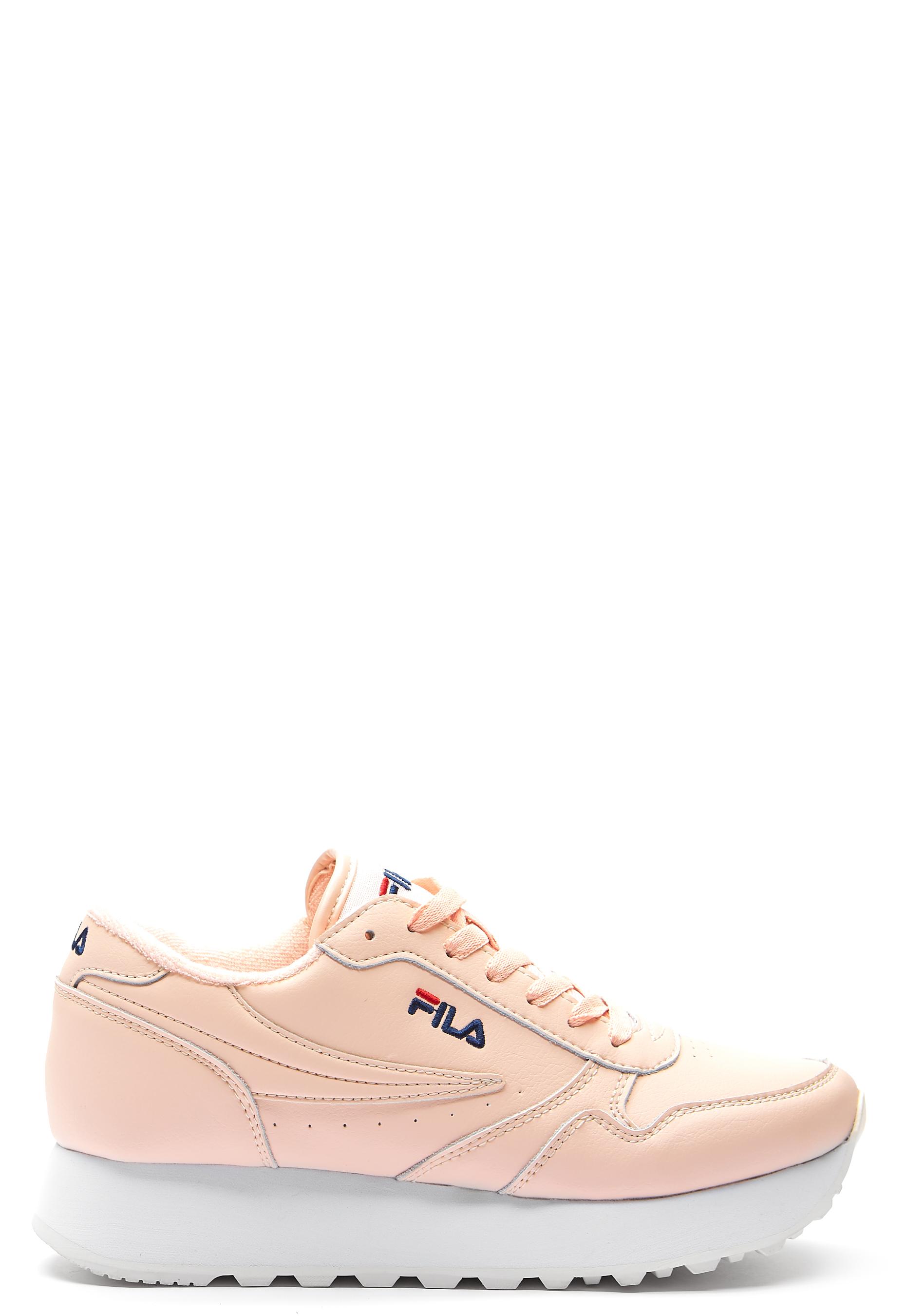 589def3e83b FILA Orbit Zeppa L Shoes Peach Whip - Bubbleroom