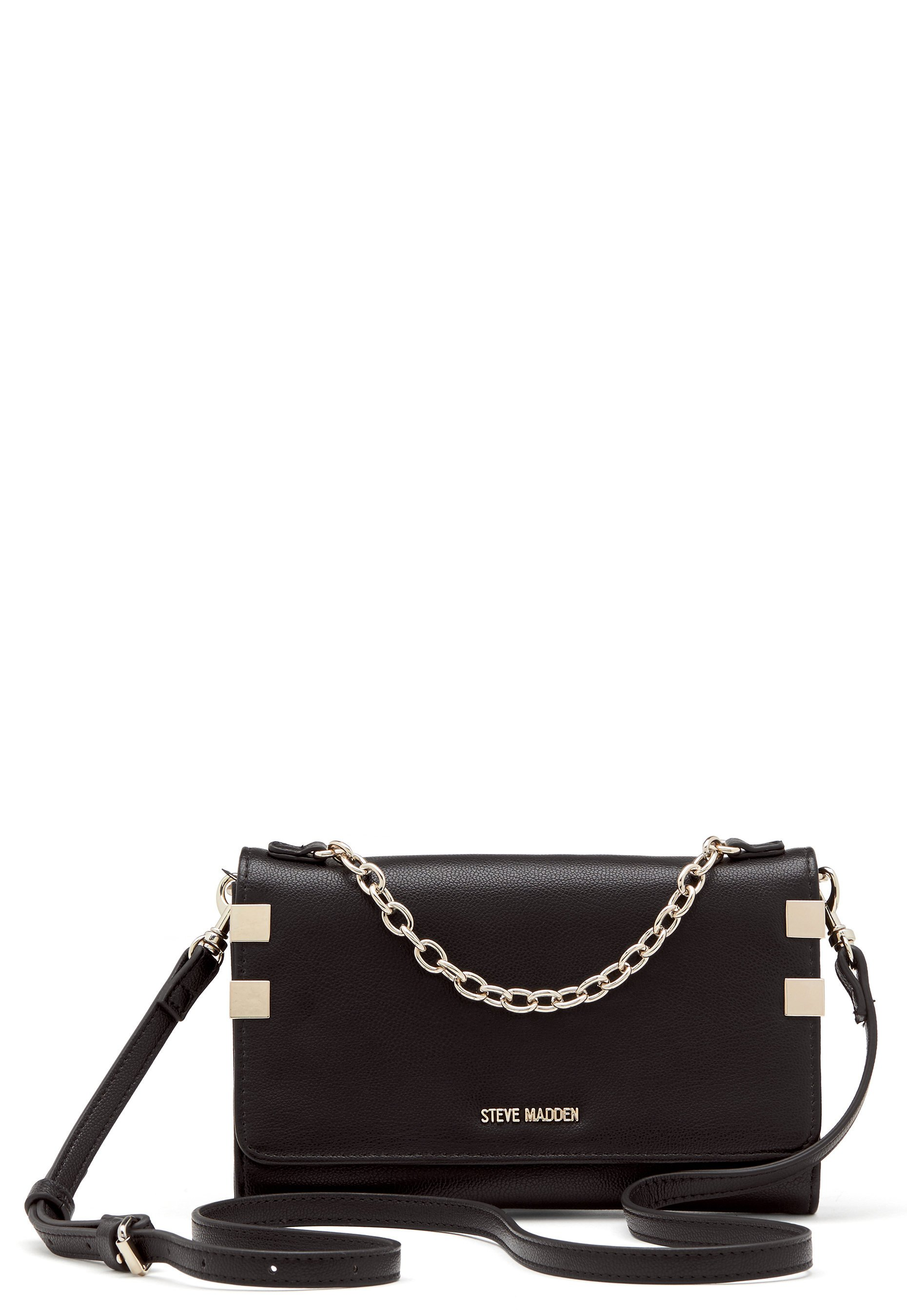 5c25488b751 Steve Madden Blair Wallet Black - Bubbleroom