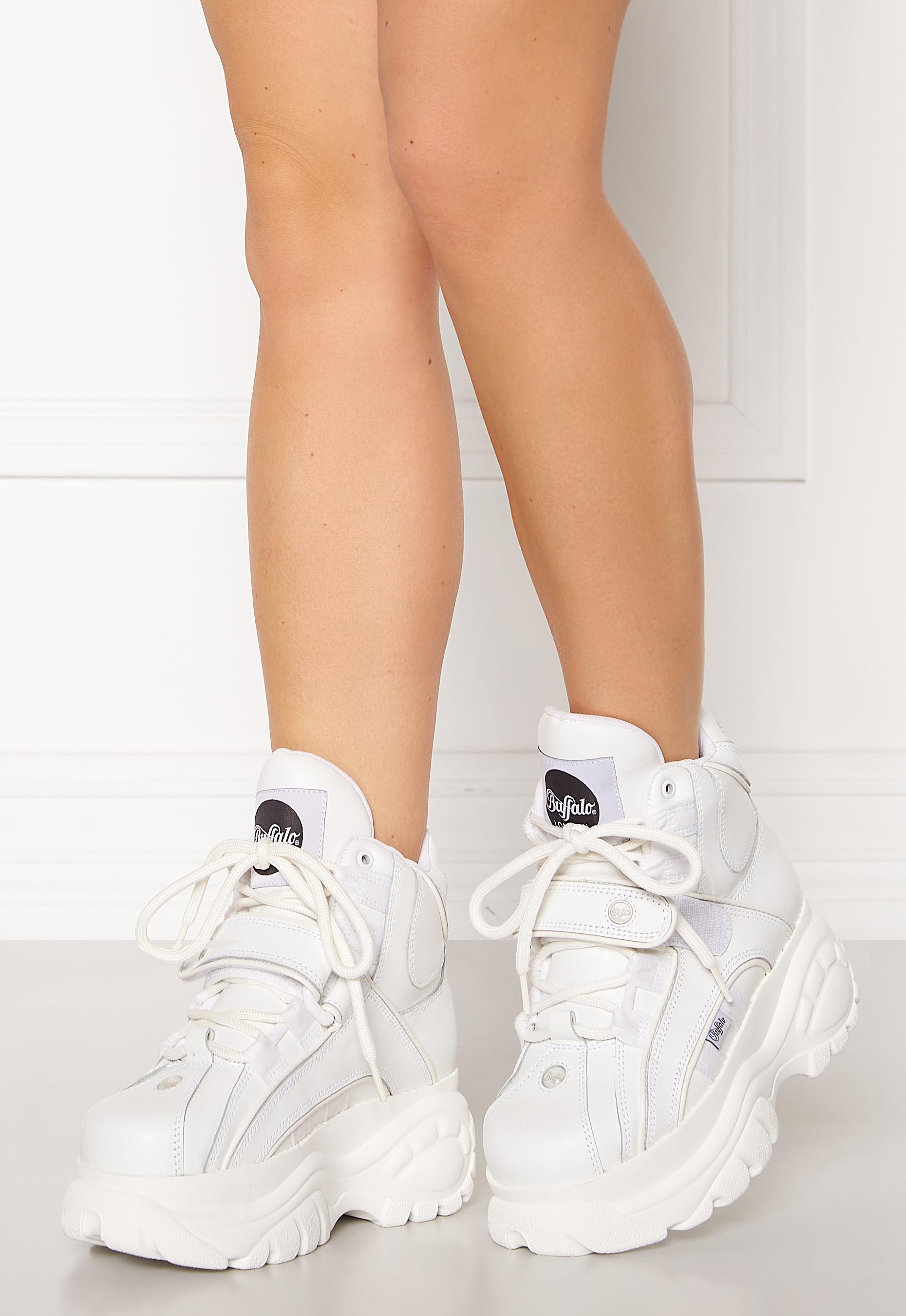 white buffalo shoes