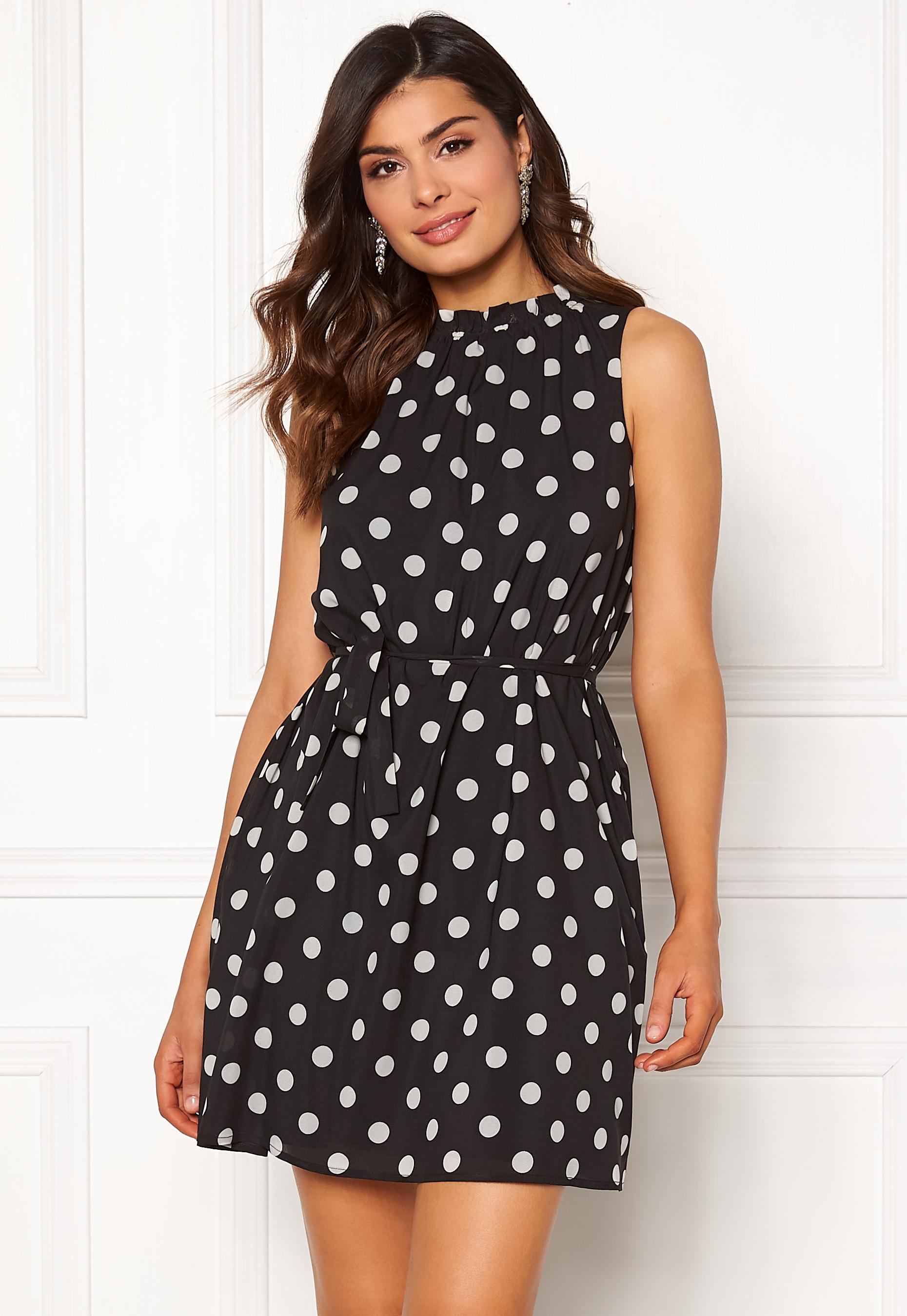 423f8b63 Chiara Forthi Caruso dress Black / White - Bubbleroom