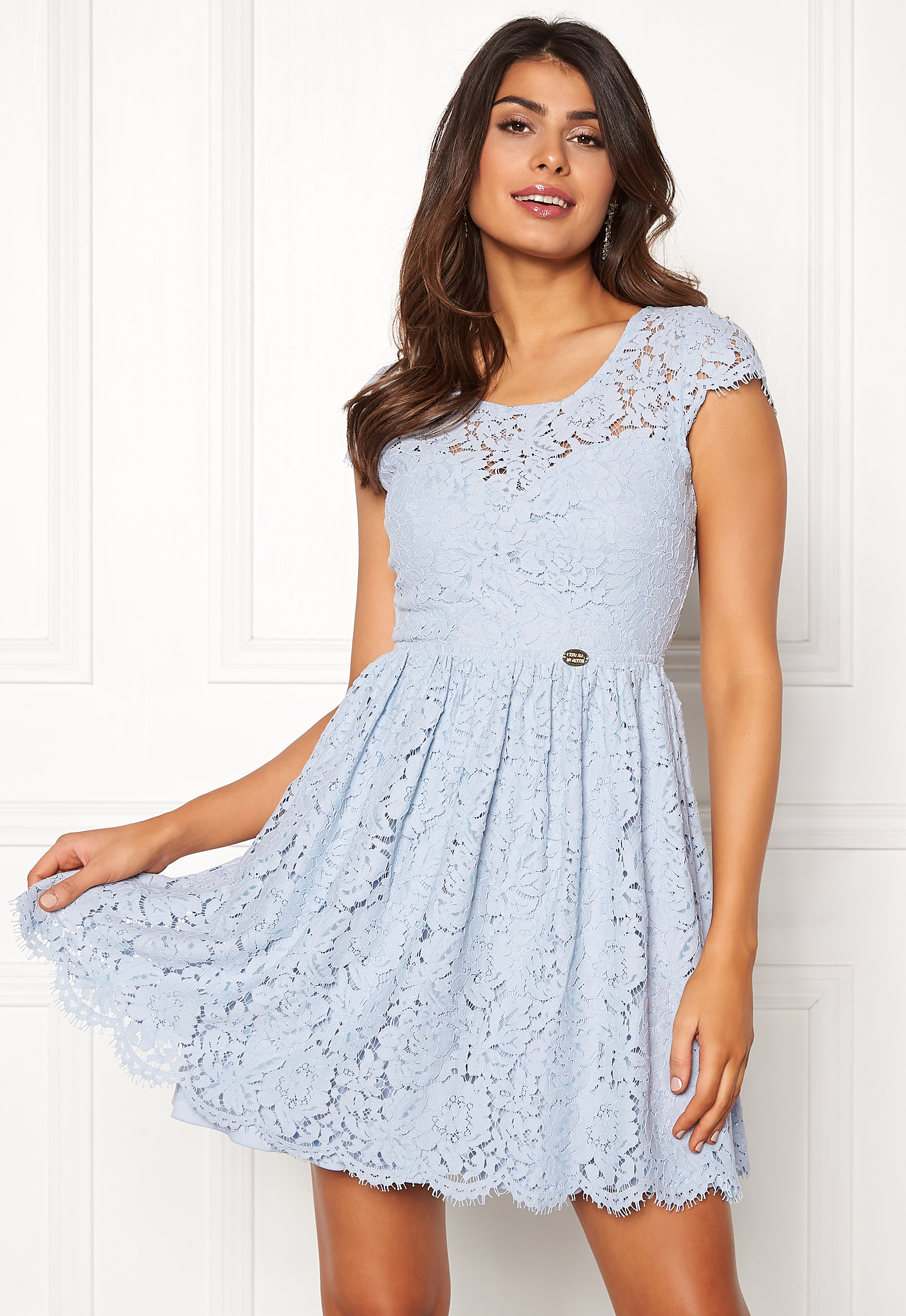 947e1614f70 Beautiful Blue Lace Dresses