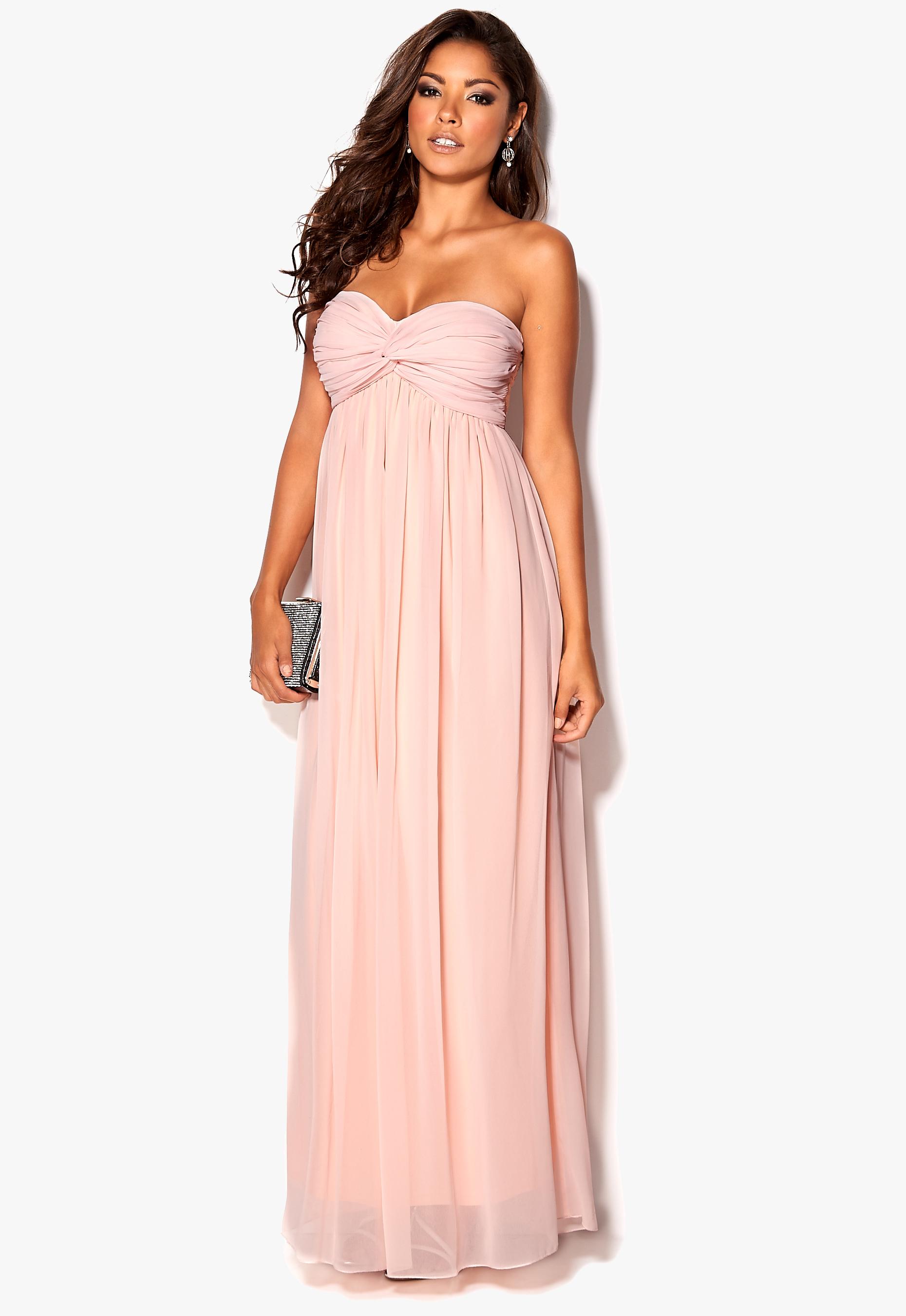 8d67e5499058 Chiara Forthi Jasmine Dress Light Pink - Bubbleroom