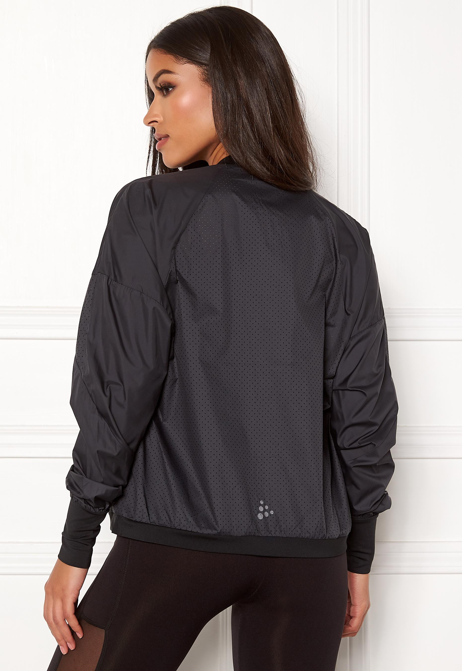 e5ffe43f Craft Charge Jacket Black - Bubbleroom