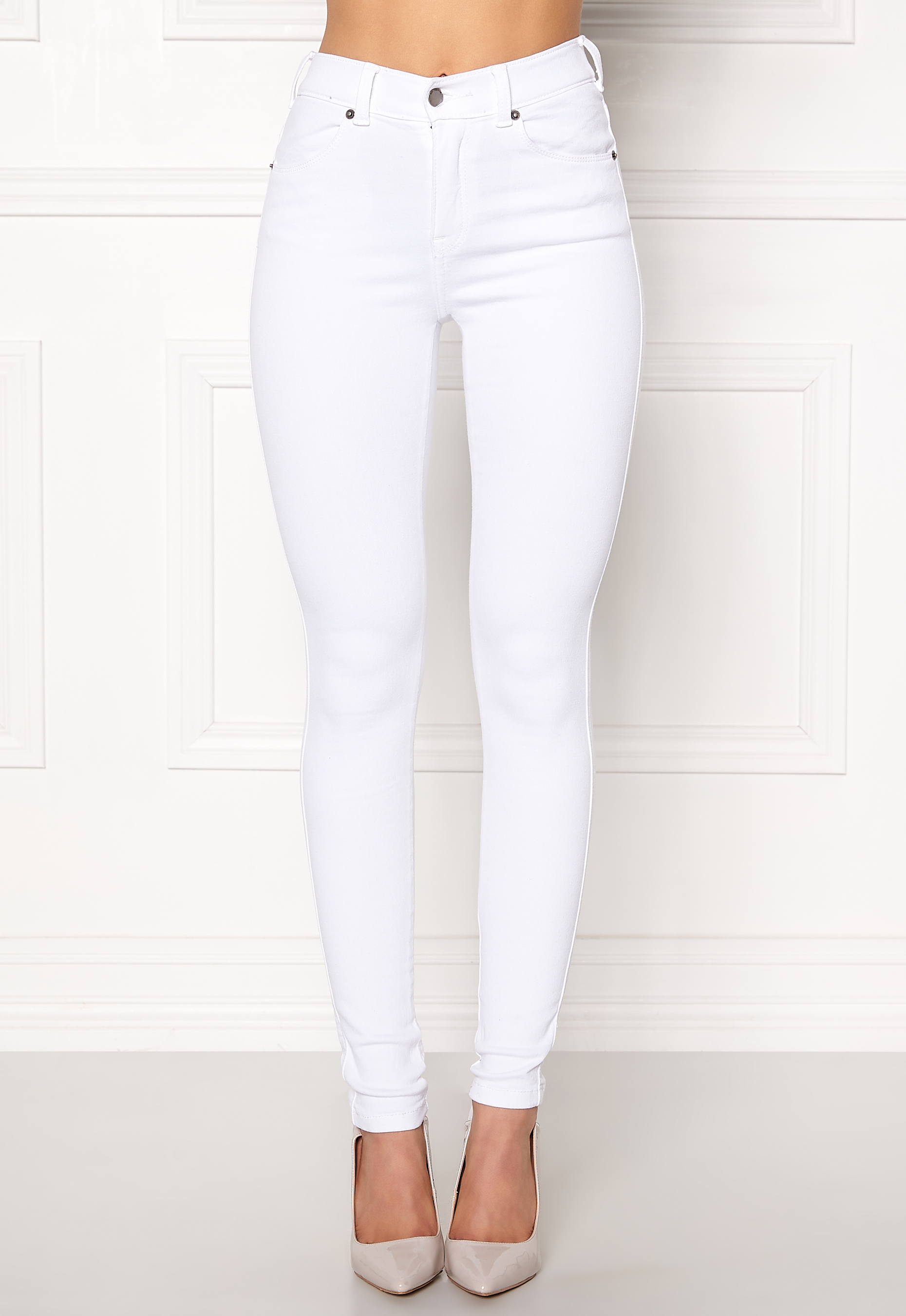 6acd0698 Dr. Denim Lexy White - Bubbleroom
