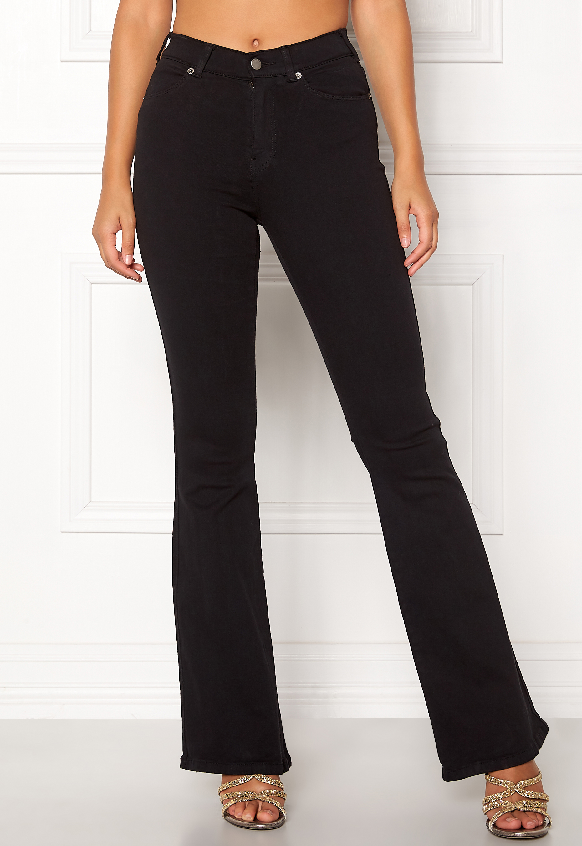 7b4d0dd5310 Dr. Denim Macy Black - Bubbleroom