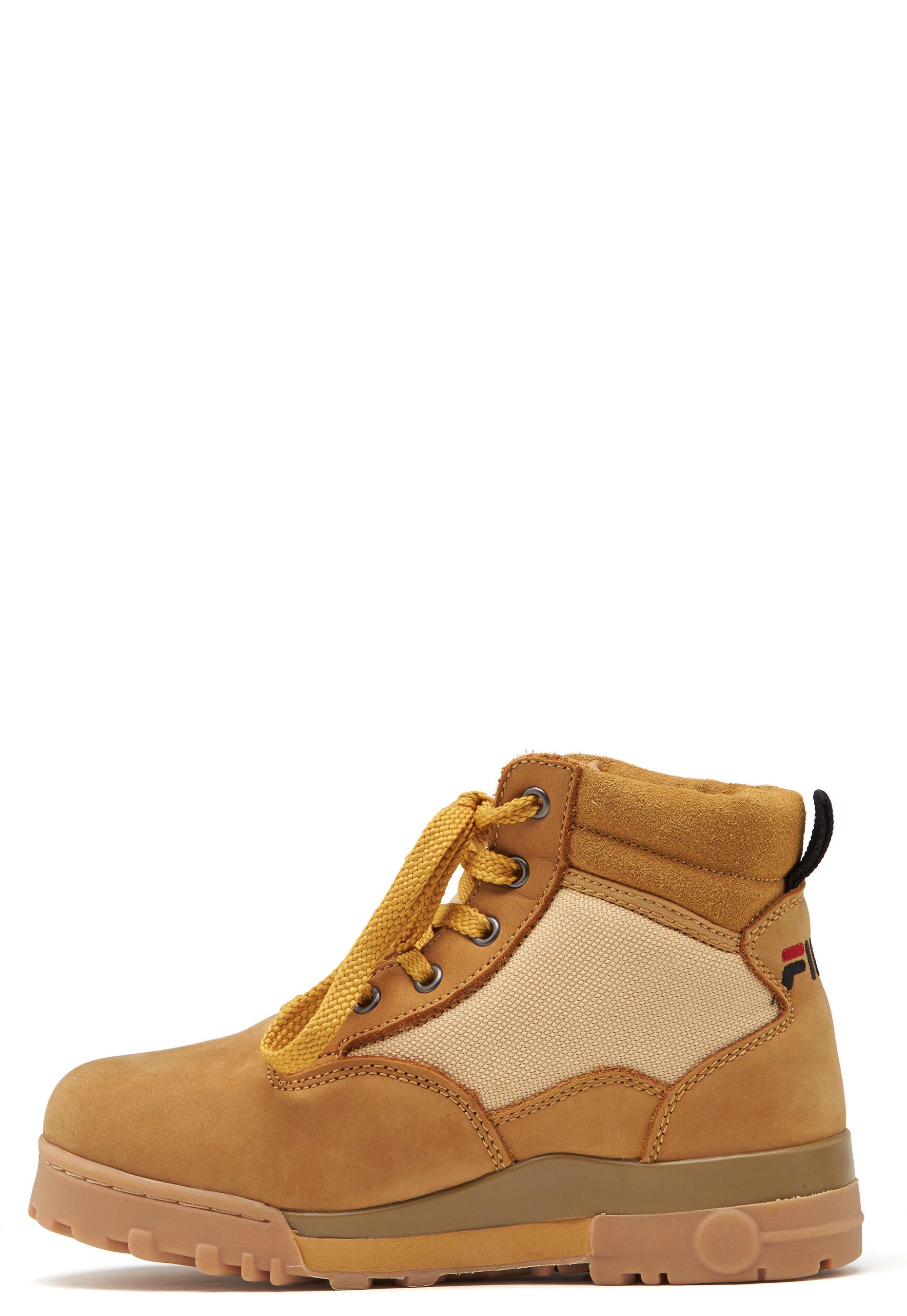 FILA Grunge Mid Wmn Boots Chipmunk - Bubbleroom