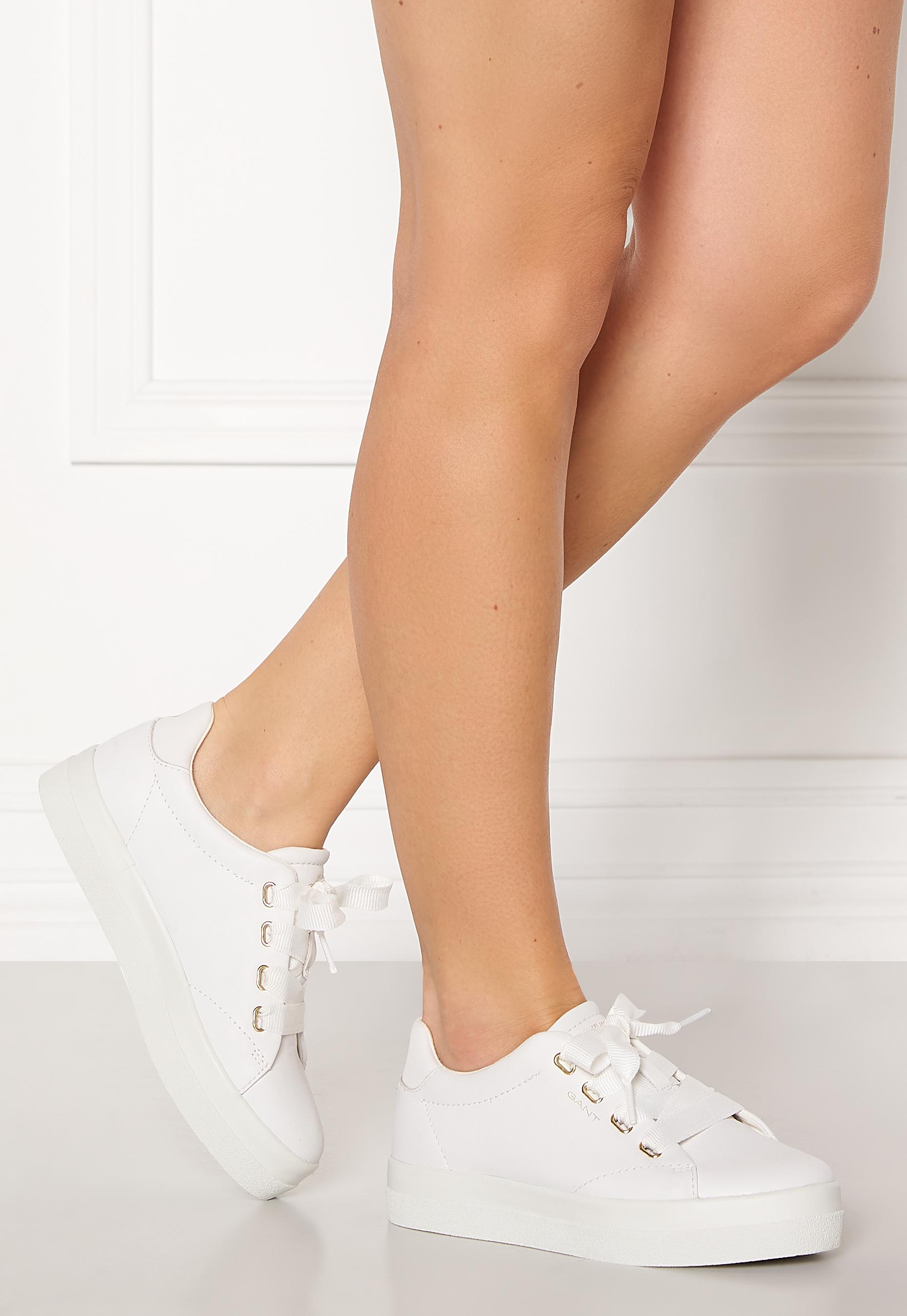 GANT Avona Sneaker Bright White
