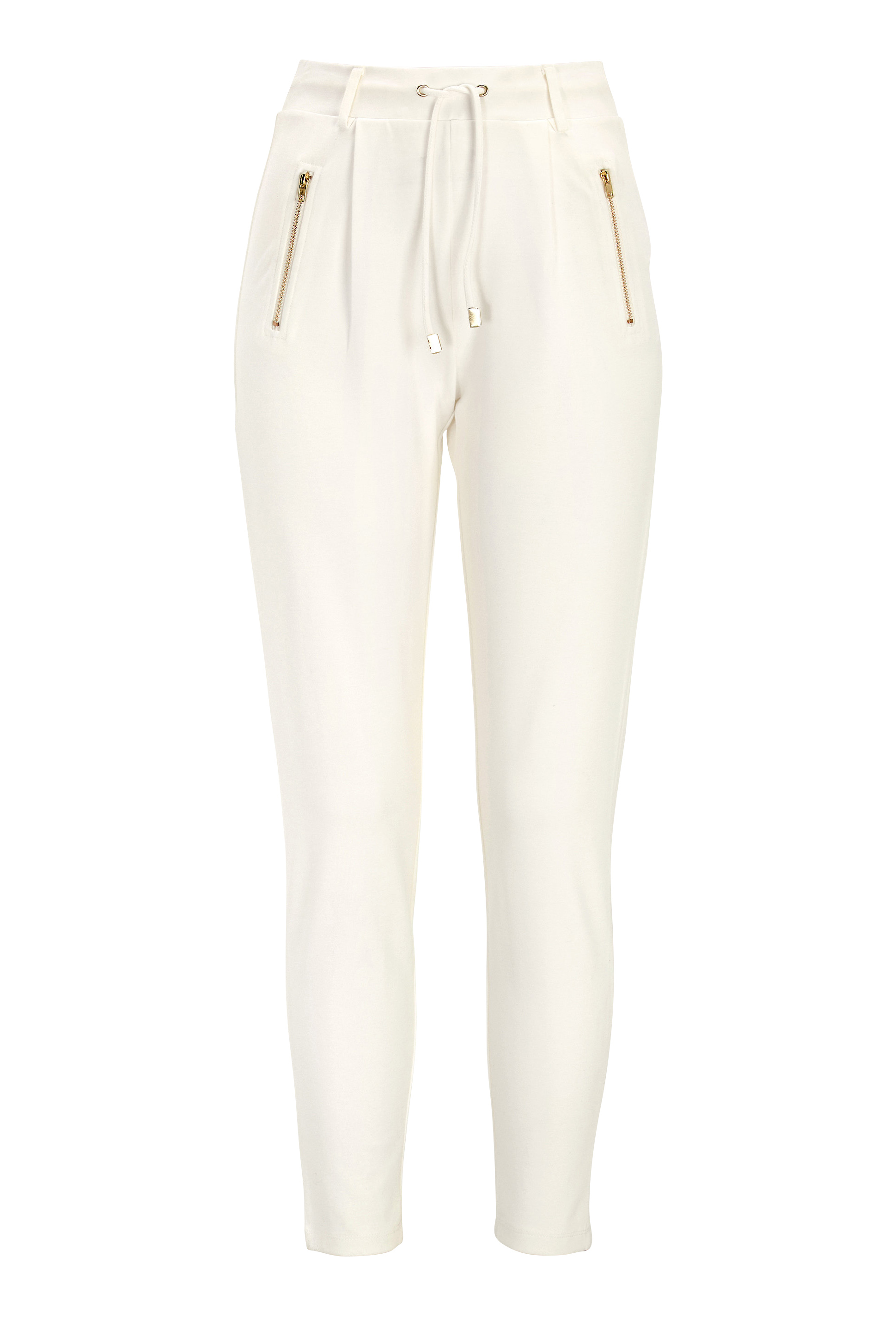 712943406c7 Happy Holly Cleo Trousers Light offwhite - Bubbleroom