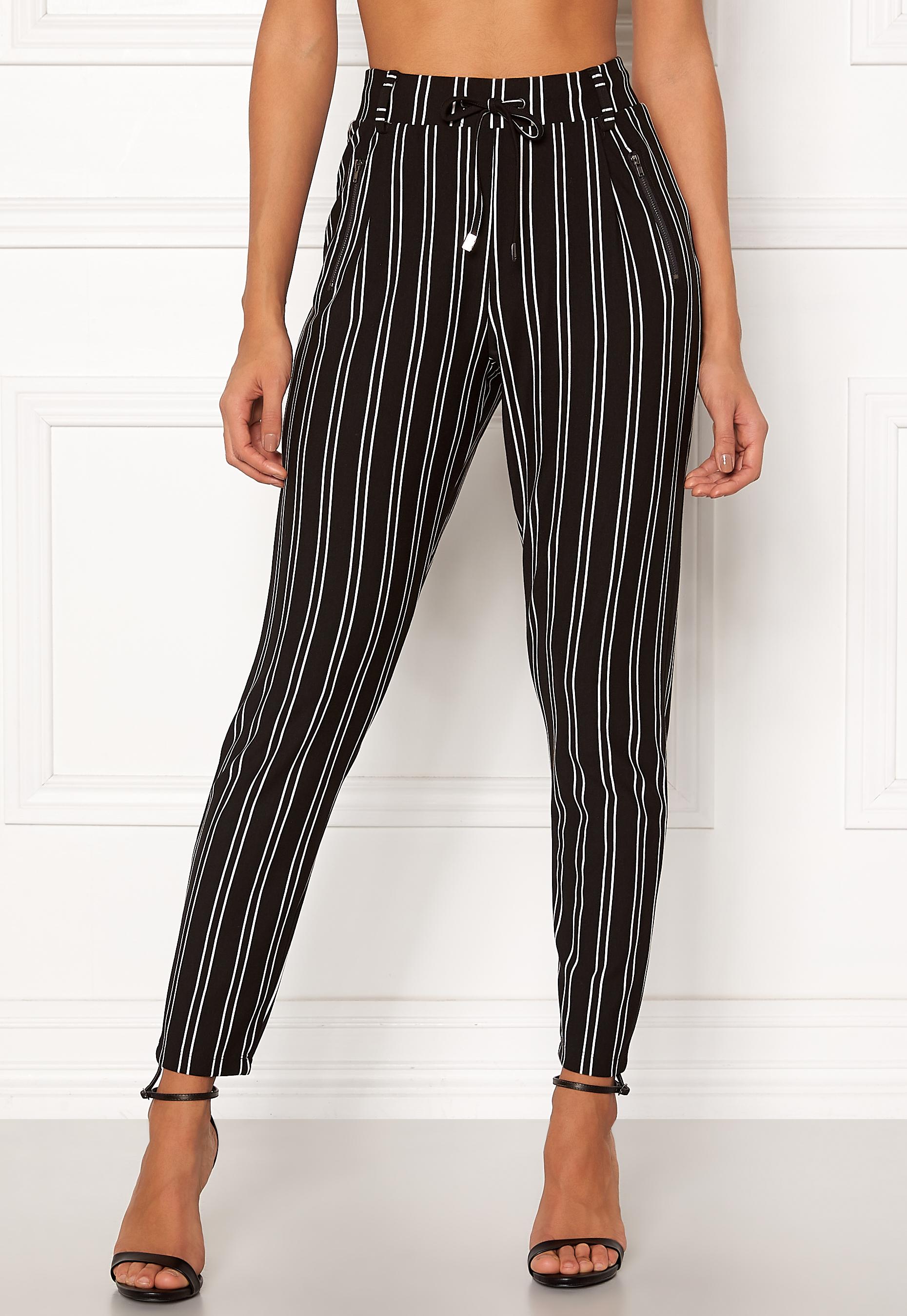 7b2ea8648b9 Happy Holly Cleo Trousers Striped - Bubbleroom
