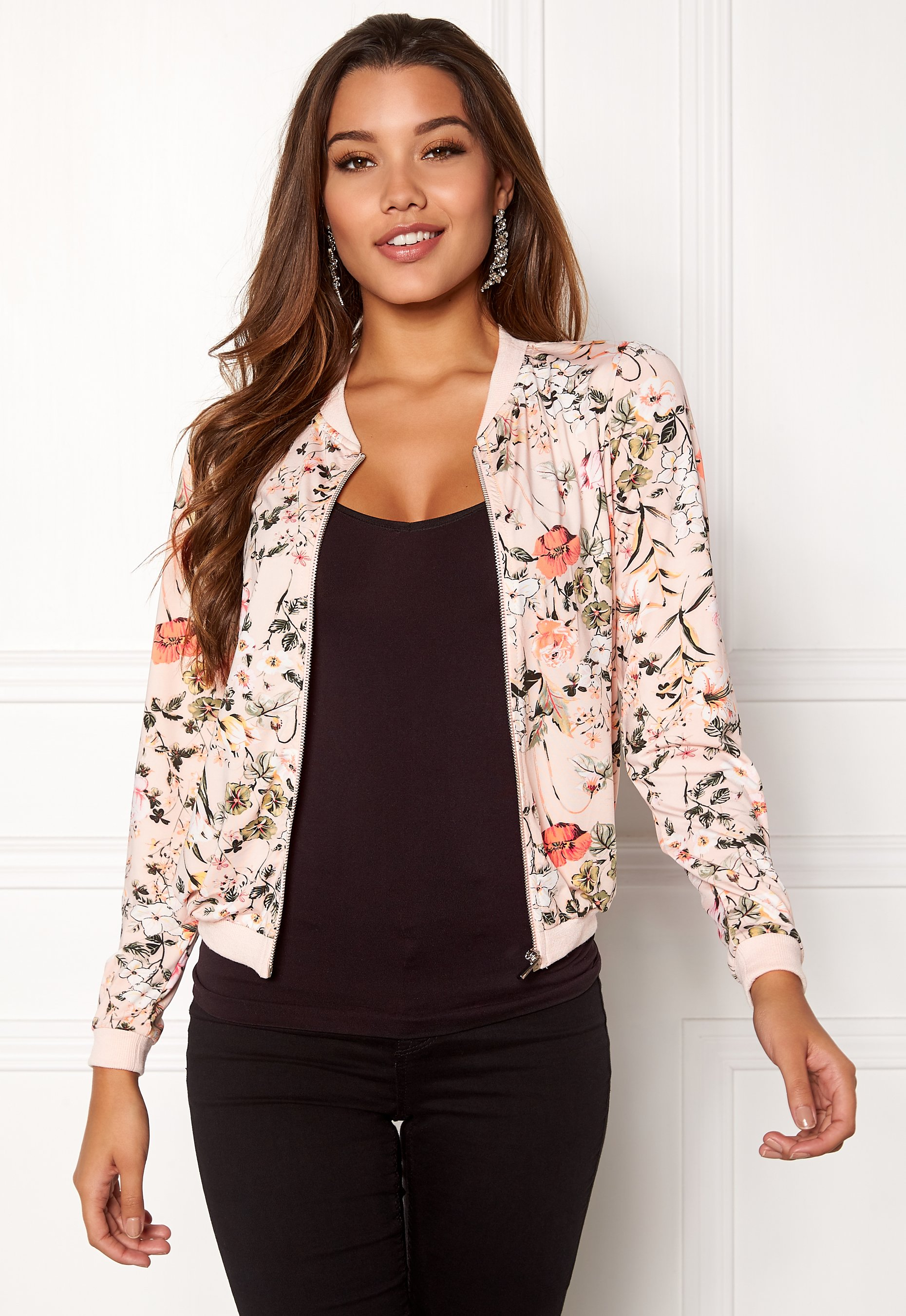 c97c329a Happy Holly Hanna jacket Pink / Patterned - Bubbleroom
