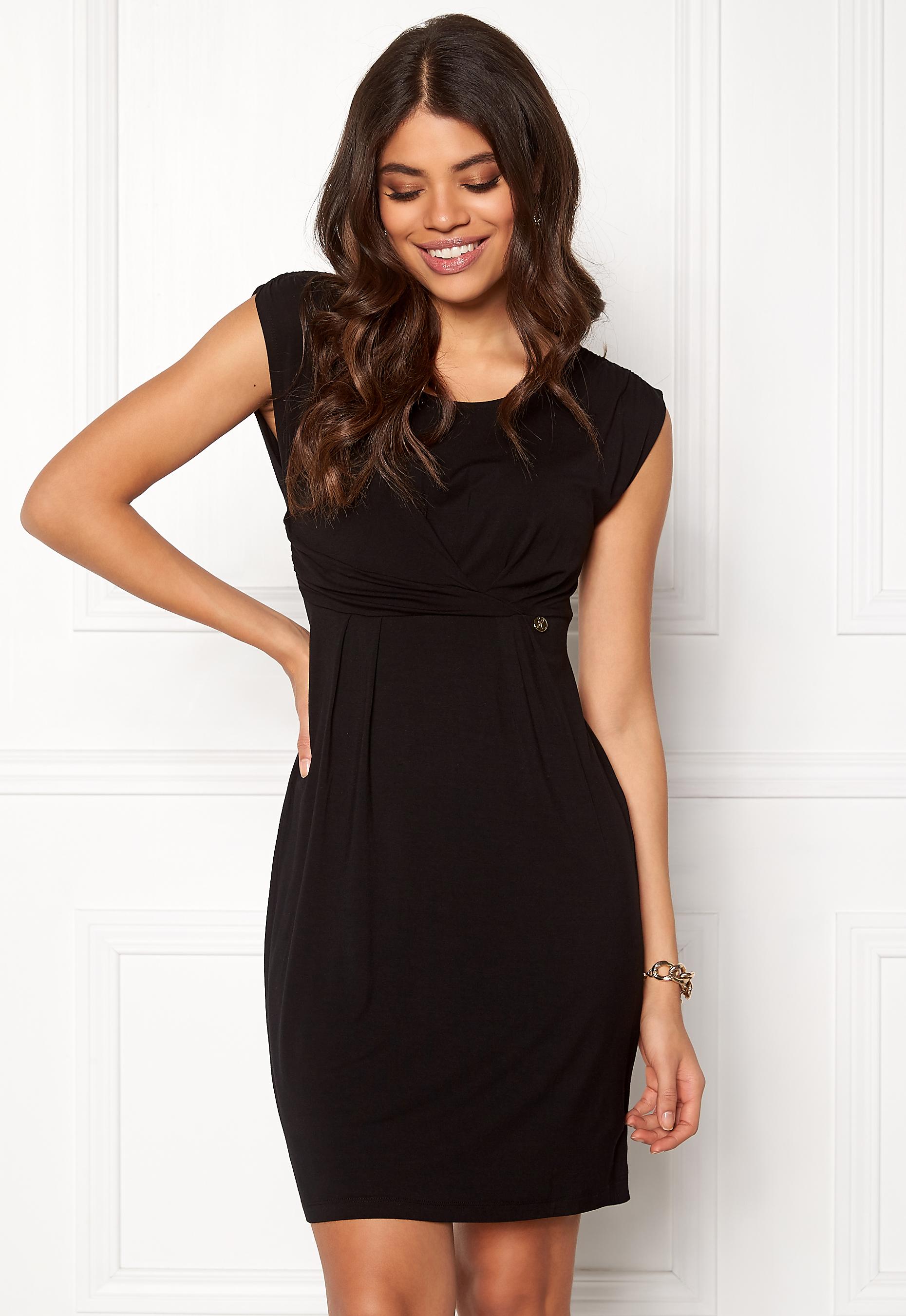 Happy Holly Nora dress Black - Bubbleroom 74dfd46ee4bbf