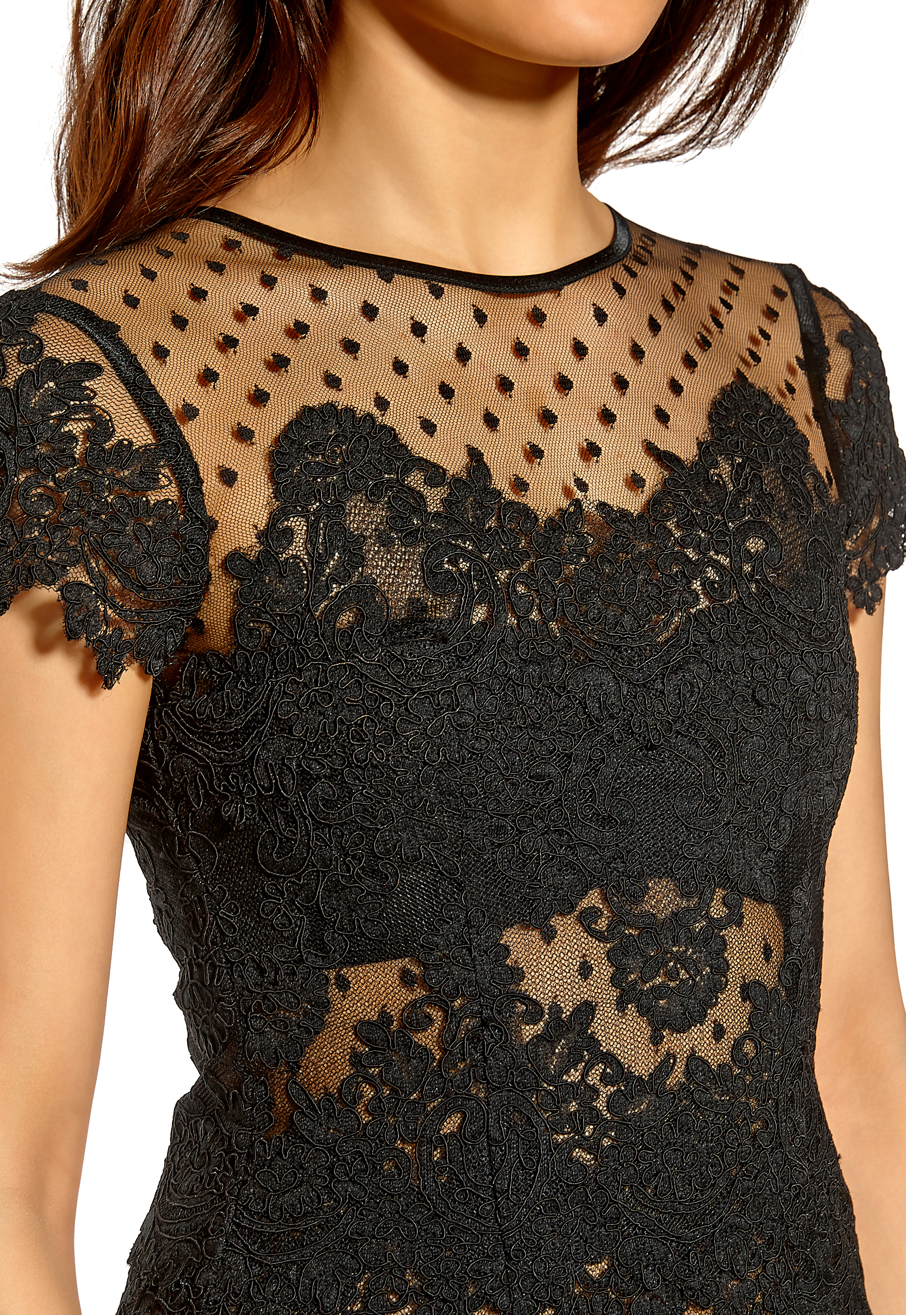 ida sjöstedt paris dress black