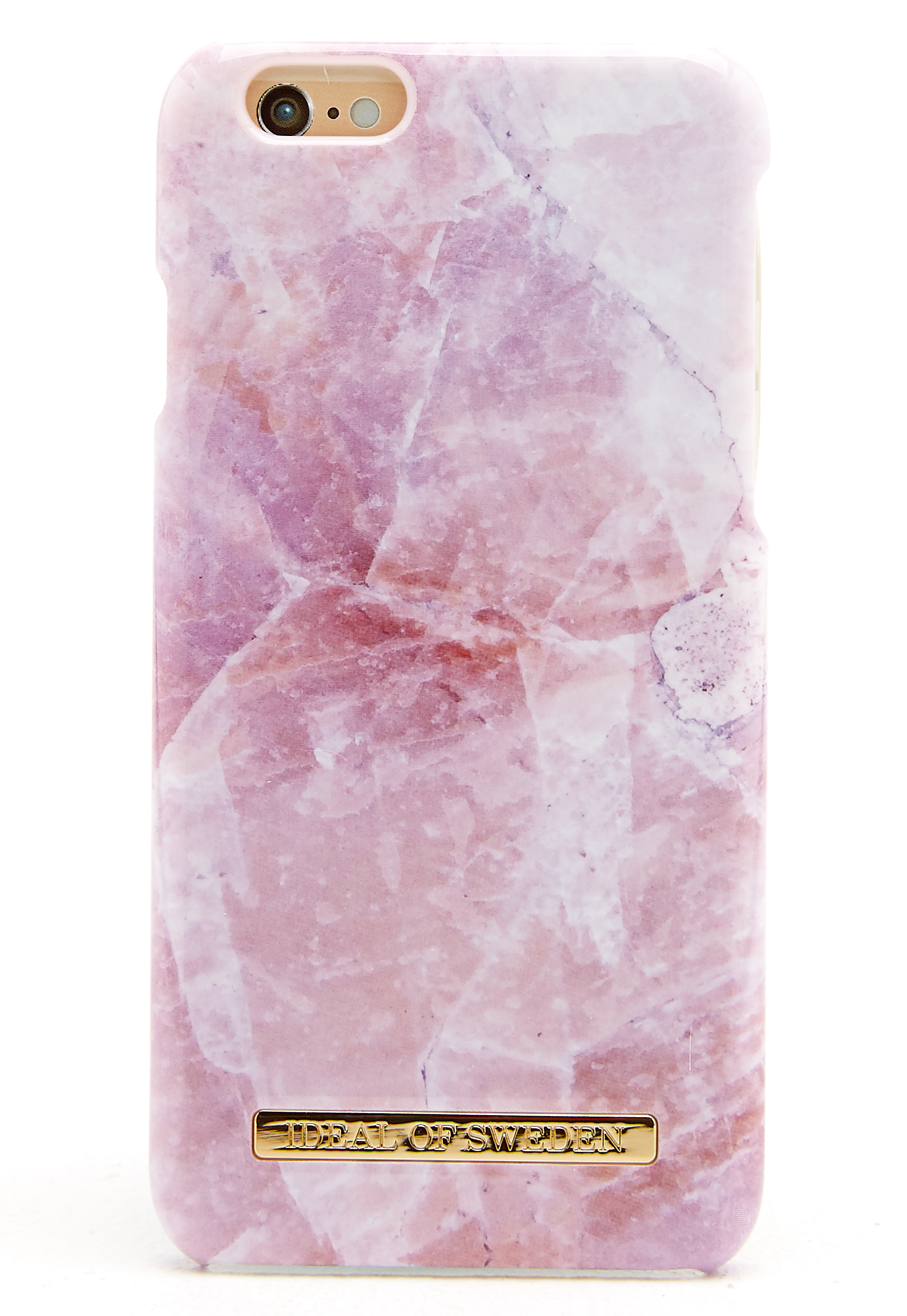 finest selection c2e2f 7b89f iDeal Of Sweden Fashion Case iPhone Pilion Pink Marble - Bubbleroom